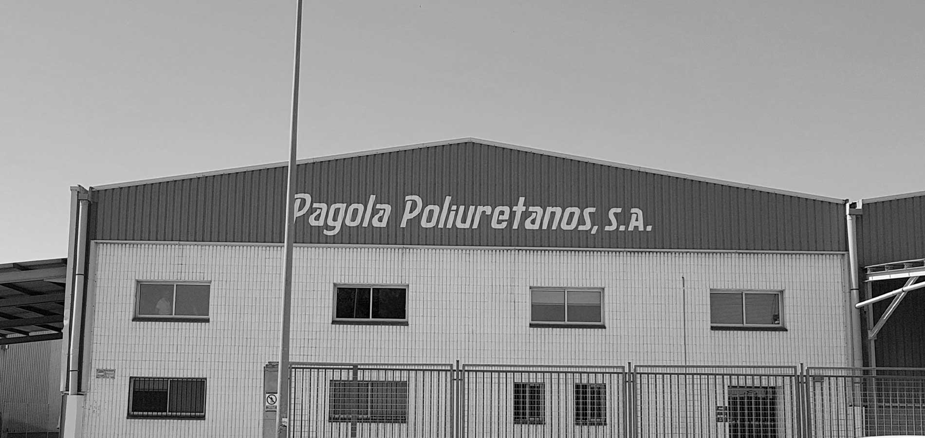 Pagola Poliuretanos, inicios